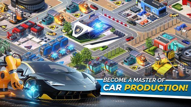 育碧Gameloft汽车传奇大亨中文游戏手机版(Car Legends Tycoon)图片3