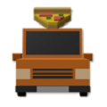 Pizza truck游戏