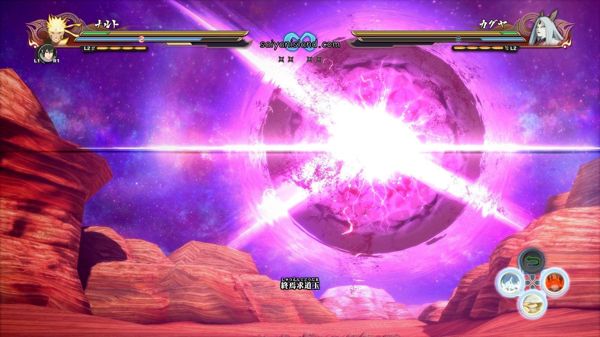 火影忍者究极风暴4手机游戏安卓版下载图4: