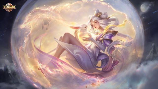 王者荣耀:嫦娥技能曝光,是一名非常需要蓝的英雄[视频][多图]图片1