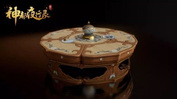 """神都夜行录家园玩法全面升级:""""棠梨映月""""家具设计稿曝光[视频][多图]图片3"""