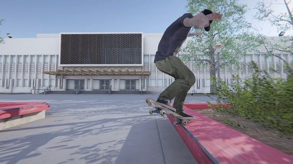Skater XL中文手机版游戏下载图5: