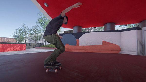 Skater XL中文手机版游戏下载图4: