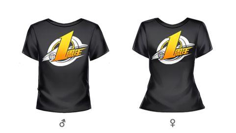 QQ飞车手游周年庆T恤怎么获得:T恤获得方法介绍[视频][图]图片1