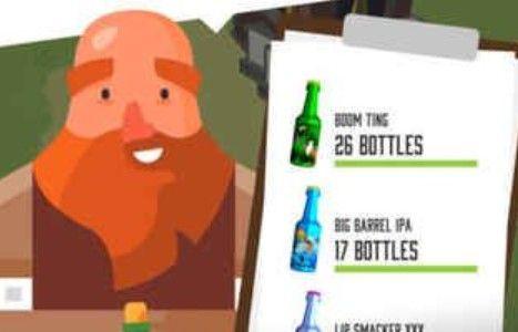 啤酒城游戏攻略:前期经营流程一览[多图]图片1