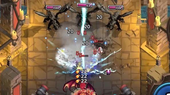 地牢之上Overdungeon中文汉化版游戏图3: