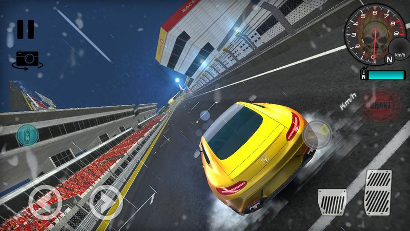 赛车模拟器3D无限金币中文修改版图片3
