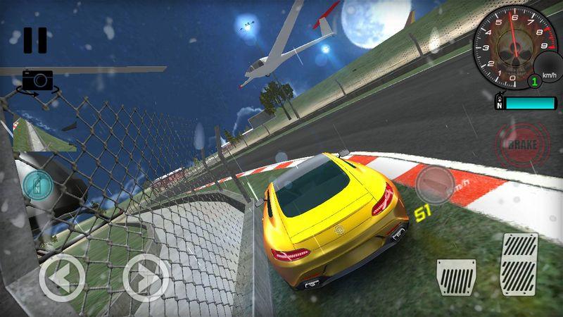 赛车模拟器3D无限金币中文修改版图片1