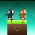 猴子跳繩正版