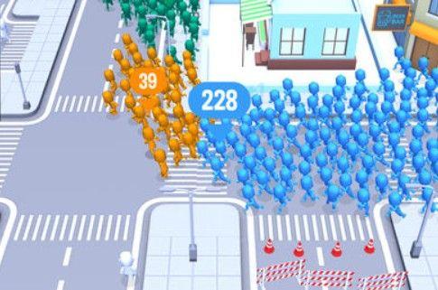Crowd City怎么玩?抖音拥挤城市新手攻略[视频][多图]图片1
