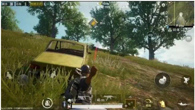 刺激战场:手雷怎么扔?老司机教你如何把手雷扔的又准又稳[视频][多图]图片1