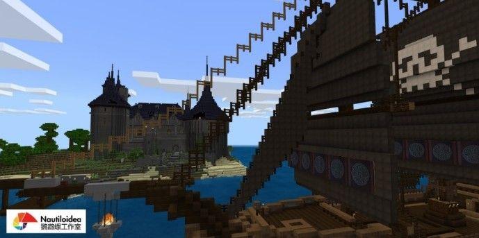 """《我的世界》PVE闯关地图来袭:""""占领城堡""""解锁新玩法[多图]图片1"""