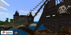 """《我的世界》PVE闯关地图来袭:""""占领城堡""""解锁新玩法图片1"""