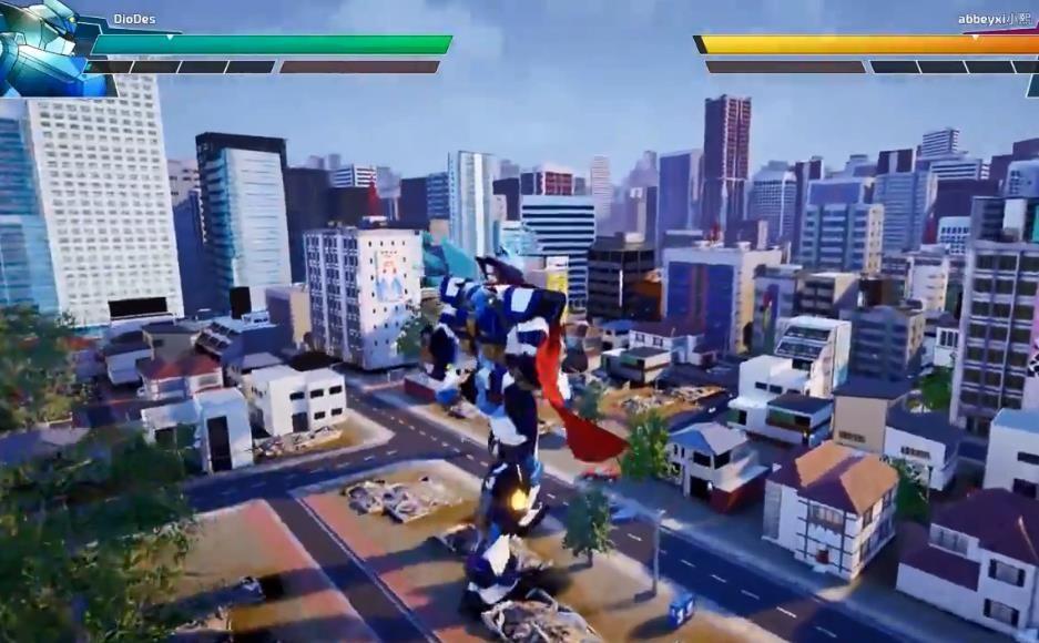 巨型机器人乱斗游戏安卓版图4: