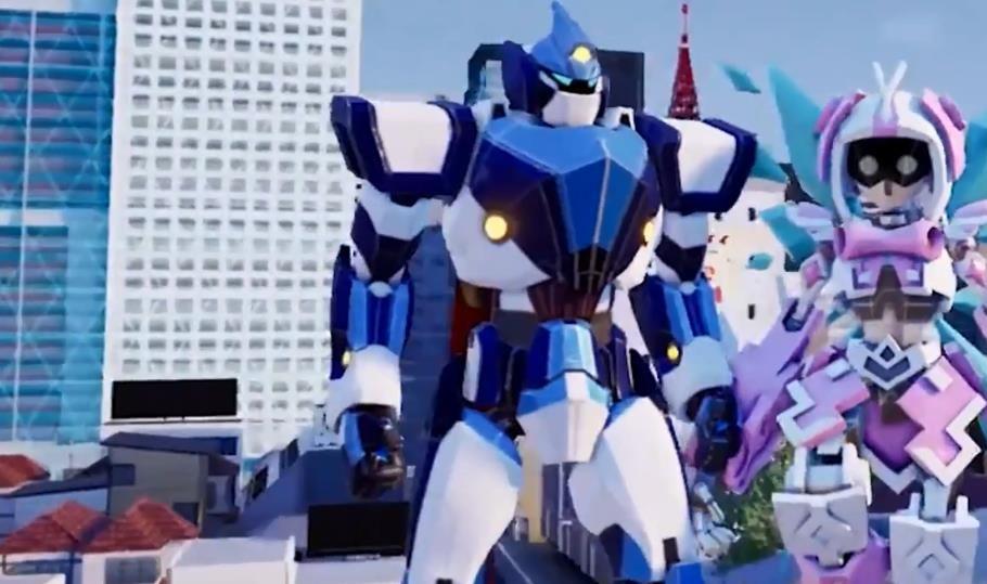 巨型机器人乱斗游戏安卓版图1: