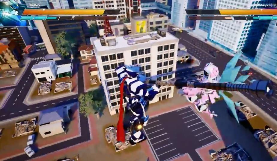 巨型机器人乱斗游戏安卓版图3: