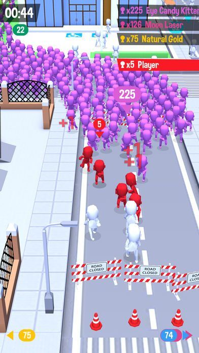 拥挤城市手机游戏汉化版下载图片2