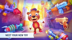 疯狂玩具熊免费版游戏图1