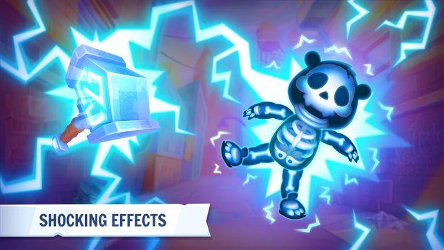 疯狂玩具熊手机游戏免费版下载(Despicable Bear)图3: