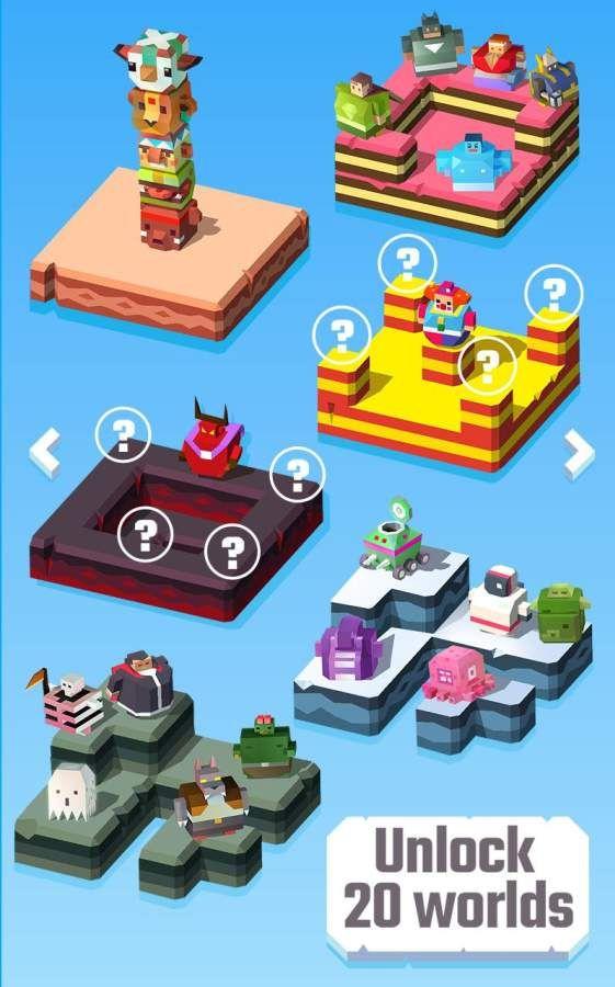 小猪桩(Piggy Pile)游戏官方安卓版下载图5: