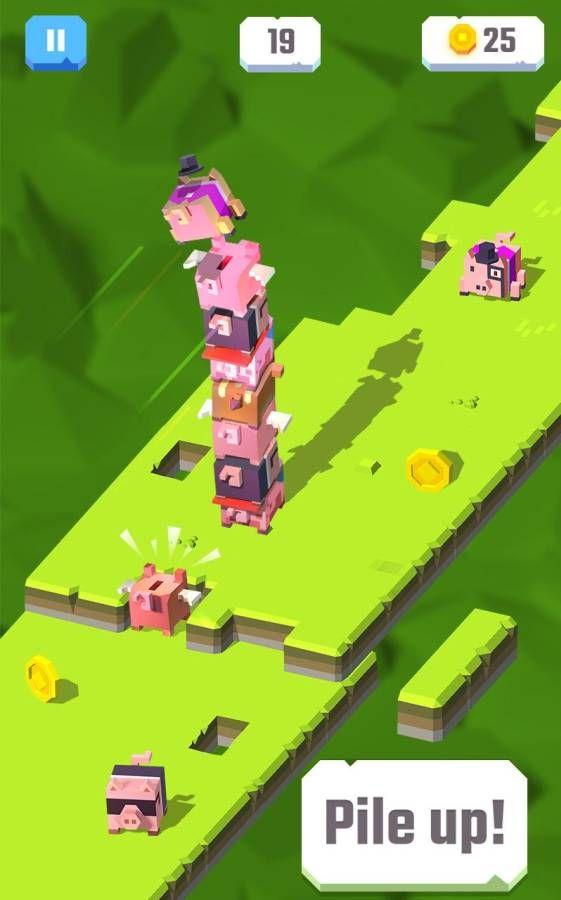 小猪桩(Piggy Pile)游戏官方安卓版下载图1: