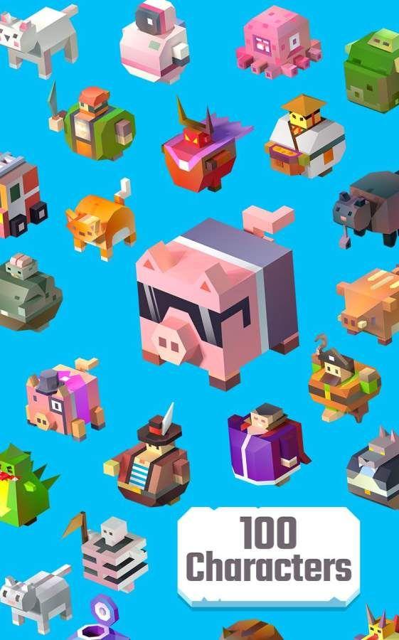 小猪桩(Piggy Pile)游戏官方安卓版下载图2: