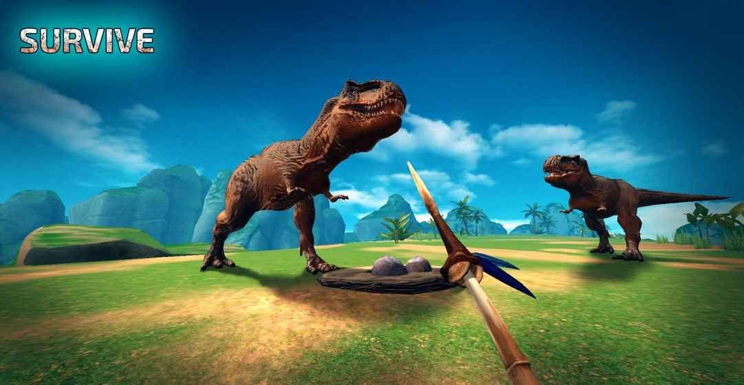 侏罗纪生存岛进化游戏中文汉化版图3: