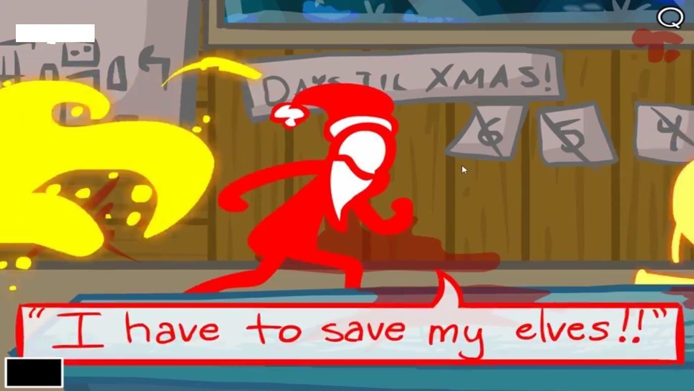 火柴人圣诞大危机安卓版图1
