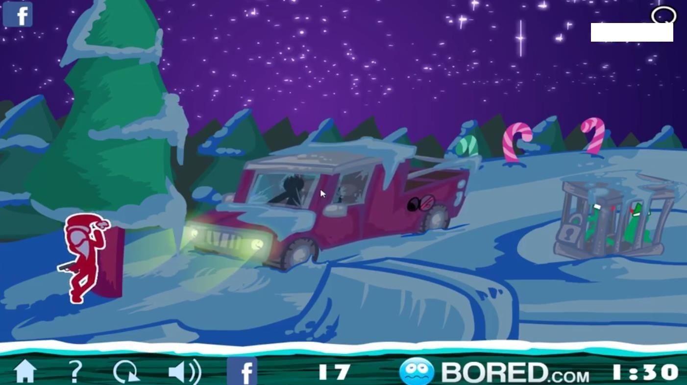 火柴人圣诞大危机安卓版图3