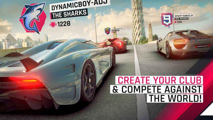 狂野飙车9传奇安卓游戏预约测试版官方下载图2: