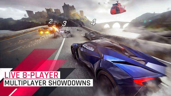 狂野飙车9传奇安卓游戏预约测试版官方下载图1: