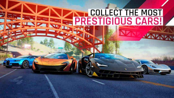 狂野飙车9传奇安卓游戏预约测试版官方下载图3: