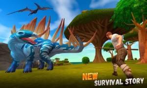 侏罗纪生存岛求生3D最新版图4