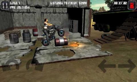 摩托障碍挑战赛2D安卓版图5: