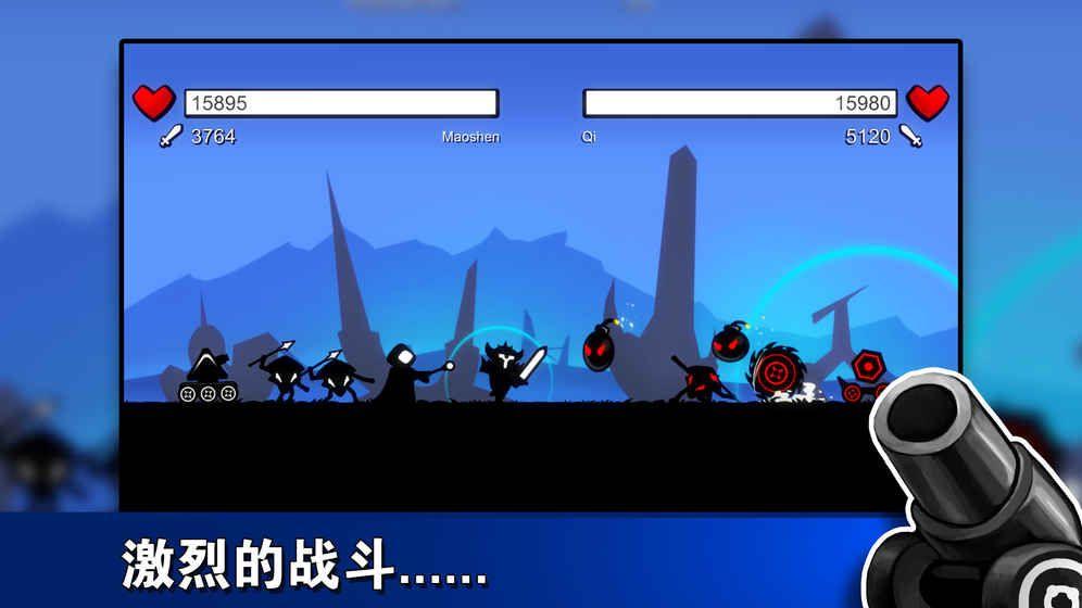 部落荣耀魔法战争官方手机游戏最新测试版图1:
