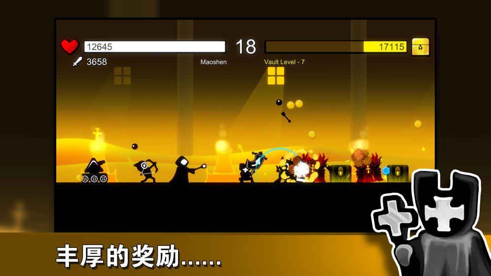 部落荣耀魔法战争官方手机游戏最新测试版图5: