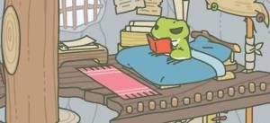 旅行青蛙父母精心打造着蛙生 却始终是个局外人图片3
