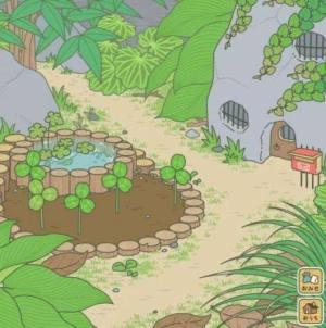 旅行青蛙home键刷三叶草方法一览 该怎么用home键刷三叶草?图片2