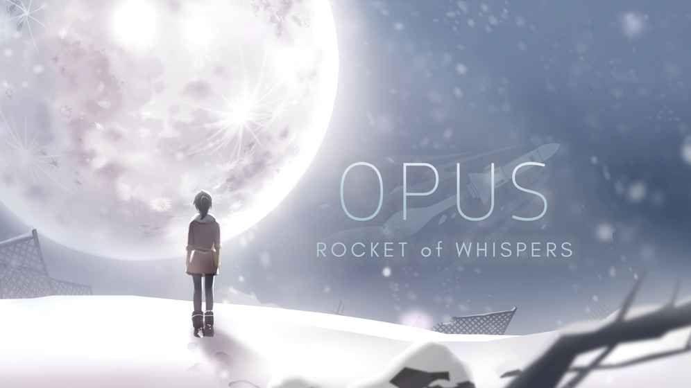 OPUS灵魂之桥游戏安卓手机完整版图1: