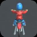 骑着摩托车回家过年游戏