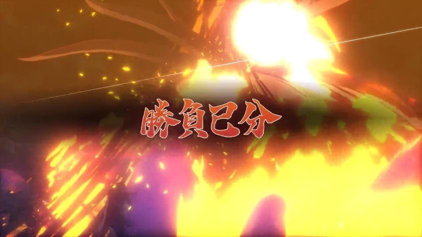 终极疾风传忍者冲击风暴游戏图2