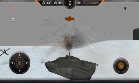 坦克模拟战场前端游戏官方版下载图1: