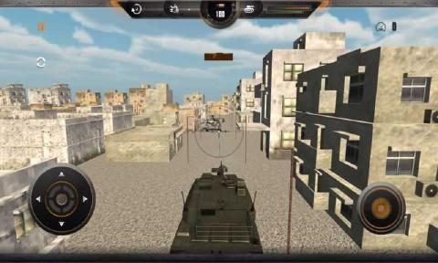 坦克模拟战场前端游戏官方版下载图5:
