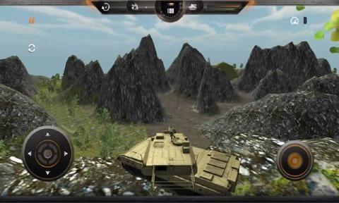 坦克模拟战场前端游戏官方版下载图2: