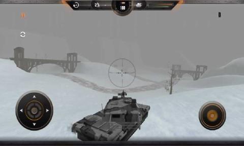 坦克模拟战场前端游戏官方版下载图3: