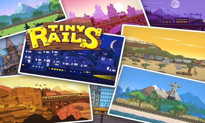 小小铁路手机游戏最新正版下载图5: