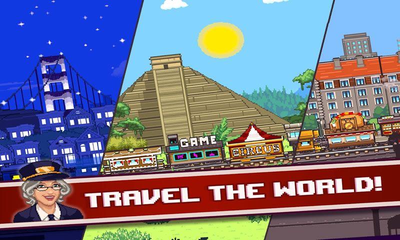 小小铁路手机游戏最新正版下载图1: