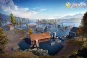 荒野行动水上建筑神秘细节曝光,全新的战斗方式[多图]