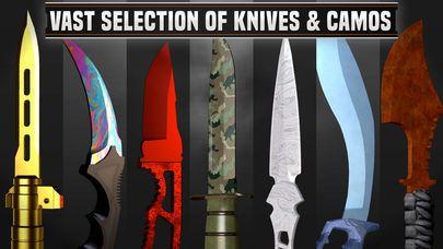 Battle Knife安卓汉化版手游下载图1: