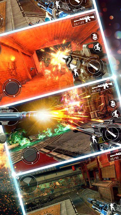 王者之枪战游戏最新版 V1.0截图